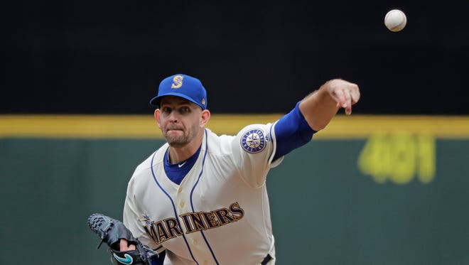 Mariners starter James Paxton was not activated off the disabled list as expected on Tuesday.