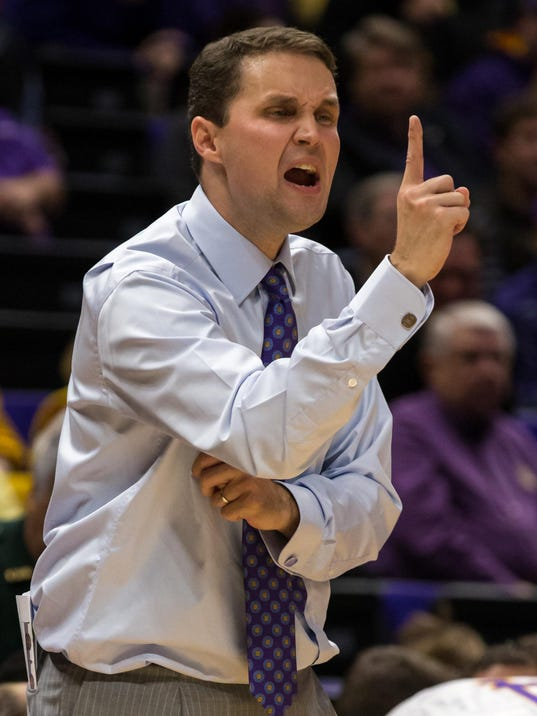 NCAA Basketball: Alcorn State at Louisiana State
