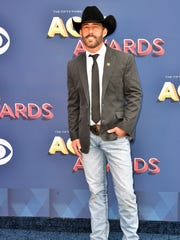 Aaron Watson on the red carpet during the 53rd Academy