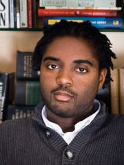 Reginald Dwayne Betts, an award-winning poet and memoirist