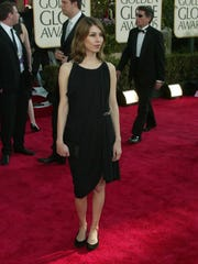 Sofia Coppola gave heels the boot at the 2004 Golden