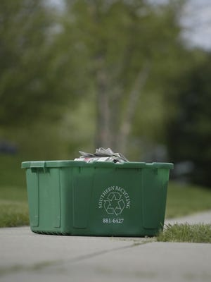 Today, fewer than 10 percent of Indianapolis residents recycle. By default, that number would have rocketed to 100 percent, because the single-stream center would have allowed residents to throw recyclables into their city garbage bin, along with their trash, for separation later.