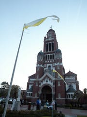 The Cathedral of St. John the Evangelist.