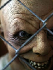 Strange and scary creatures await at Nashville's haunted houses.