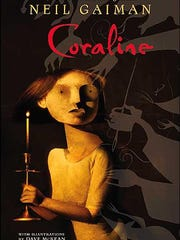 'Coraline' by Neil Gaiman