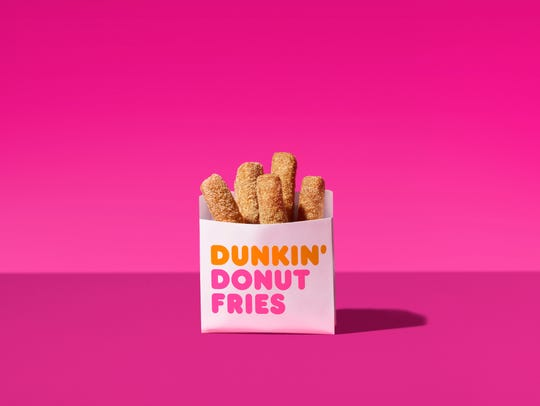 Dunkin' Donut launches five new snacks for Dunkin'