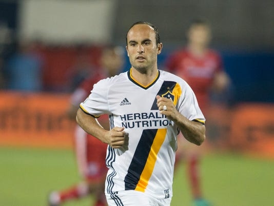 MLS: LA Galaxy at FC Dallas