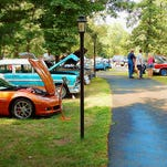 The fifth annual Lake Classic Auto Show will be held from 9 a.m. to 3 p.m. Saturday at Lake Arrowhead's South Lake Center, rain or shine.
