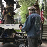 Creator of controversial float in Holley parade surprised by reaction, apologizes