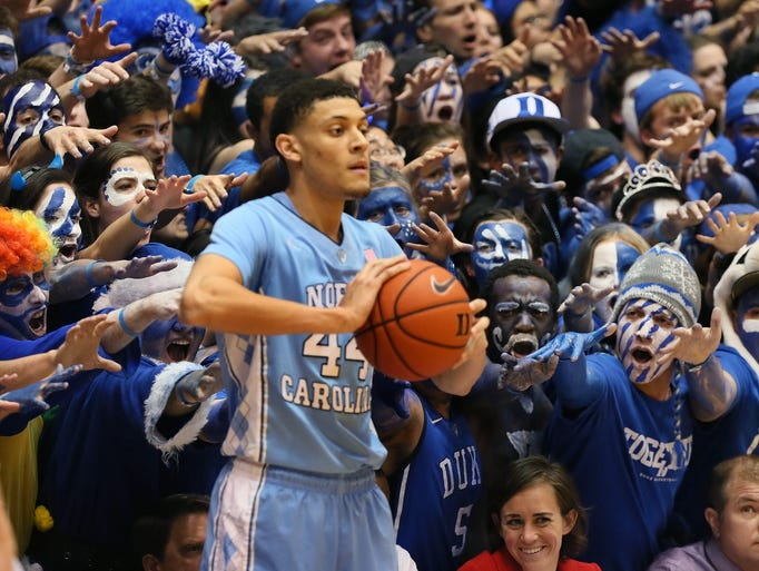 Takeaways from No. 8 North Carolina's ACC title-clinching ...