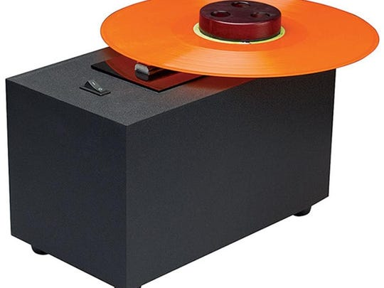 The Record Doctor V will help keep your vinyl in pristine condition.