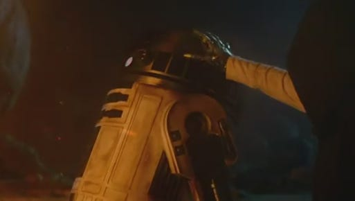 Still from the newest trailer.