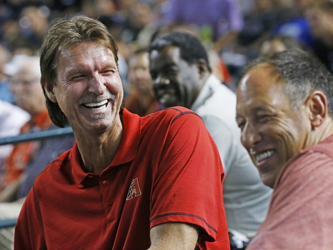 Pitcher Randy Johnson: Business owner, photographer