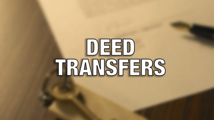 Deed transfers