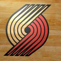 blazers trail blazers basketball generic