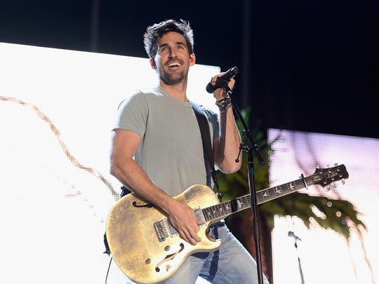 Jake Owen will perform Aug. 14 at Indiana Farmers Coliseum.