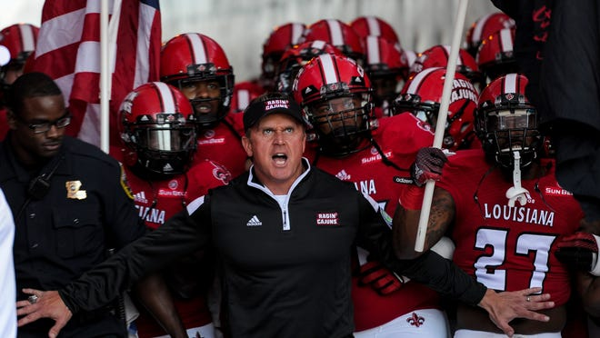 UL will play two midweek football games this season.