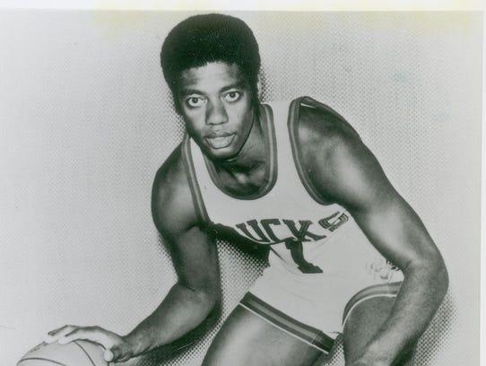 Oscar Robertson as a Milwaukee Buck