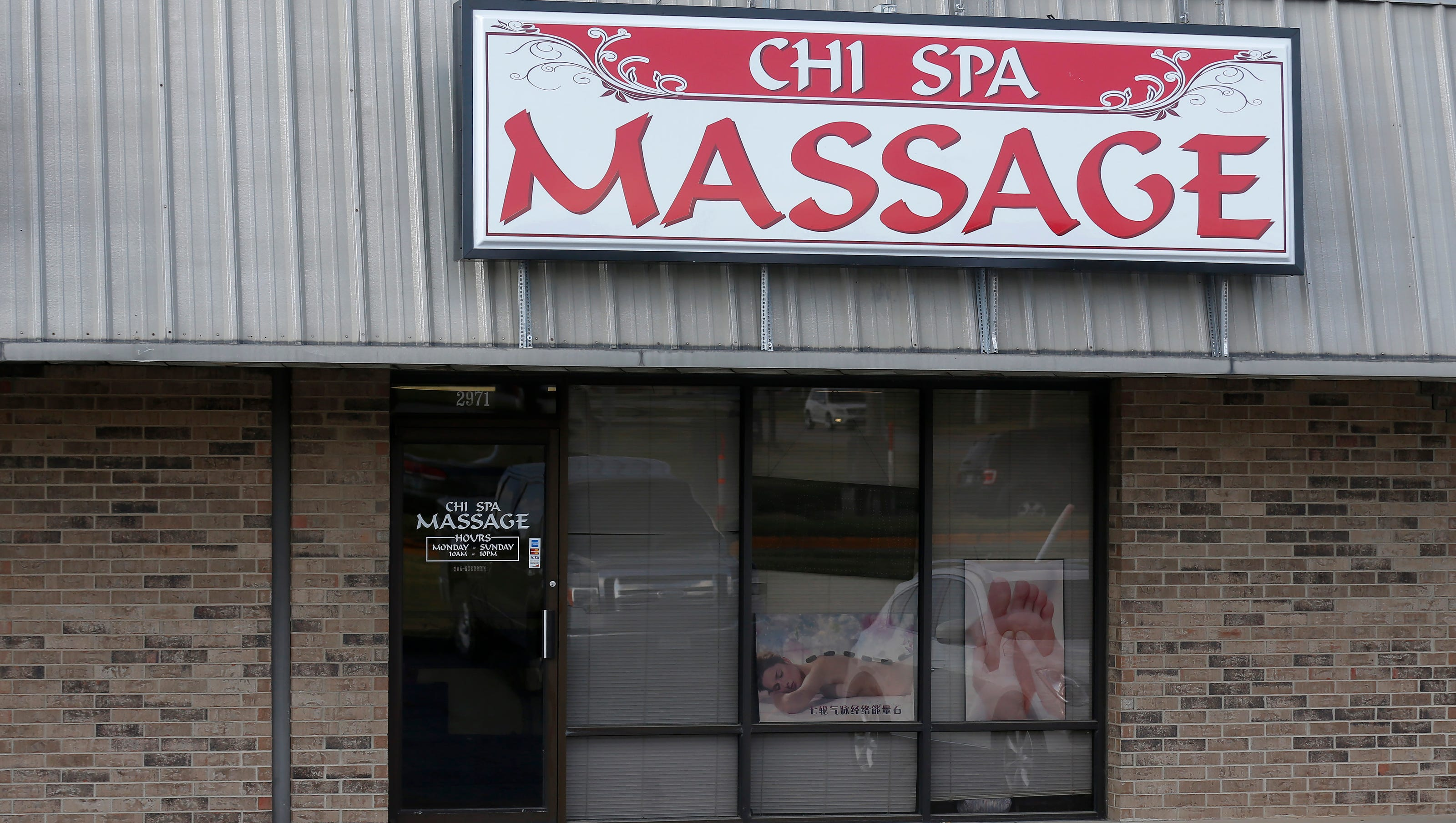 charged and at large: 9 operators of asian massage parlors wanted