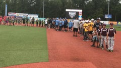 Local teams honored on Renegades champions night