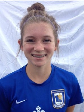 St. Thomas More's Maddie Moreau is this week's Chevy Dealers Female Athlete of the Week honoree.