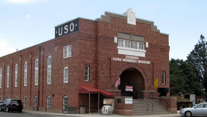 The Deming-Luna-Mimbres Museum at 301 S. Silver Avenue.