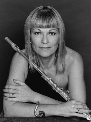 """Adeline Tomasone, Rowan's flute professor, will be joined by other members of Rowan's music faculty to perform works by Scott Joplin, Jimi Hendrix and more in """"Adeline Tomasone & Friends: African-American Music for Flute."""""""