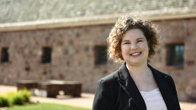 Jennifer Hoesing is the director of the Stockyards Ag Experience.