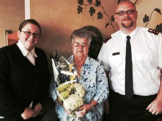 Barb Thill honored