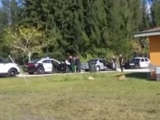 Man claims video shows fort myers police did public body for Global motors fort myers florida