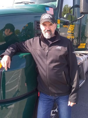 Greg Truitt, a truckdriver for ABF Freight, was named a Highway Angel by the Truckload Carriers Association.