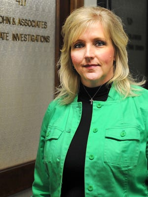 Mindy Bohn, owner of Bohn & Associates private investigations, said in her years as a private investigator she has seen things and situations that most people would not believe possible.