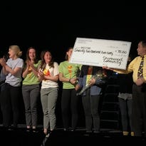 Shorewood students donate record-breaking $72K to MACC Fund