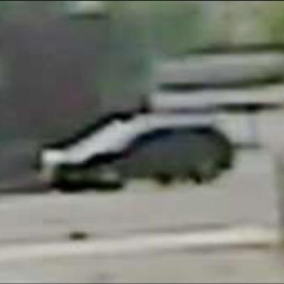 Imagen captada de una de las cámaras de seguridad del