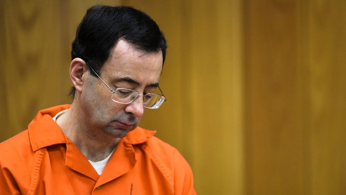 USOC, USA Gymnastics, MSU begin responding to Congress over Larry Nassar case