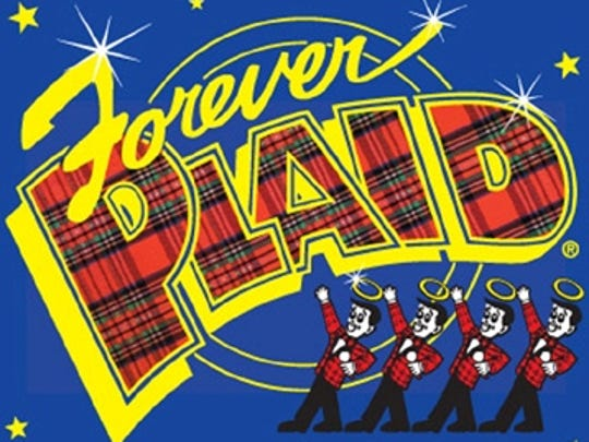 "Ever popular ""Forever Plaid"" is back for another run"