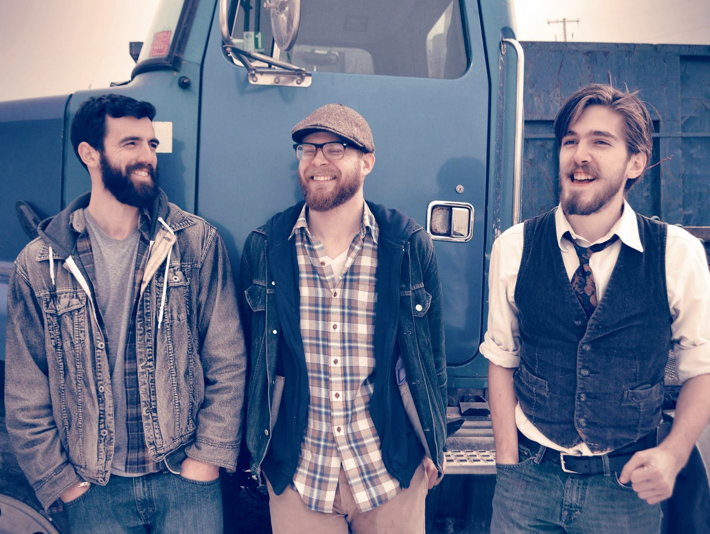 The band The Last Revel will perform at the Grand Theater