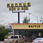 File photo of a Waffle House restaurant.