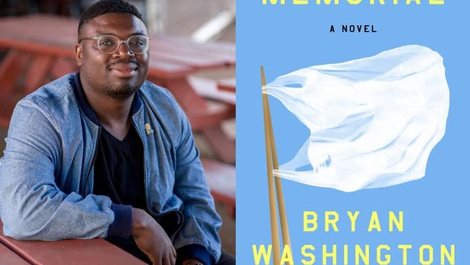 "Author Bryan Washington's first novel, ""Memorial,"" is out Tuesday."