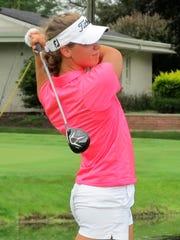 Julia Dean of Brighton has reached the quarterfinals