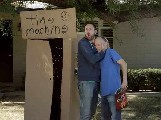 """Time Machine"" finalist in Doritos ""Crash the Super Bowl"" ad competition"