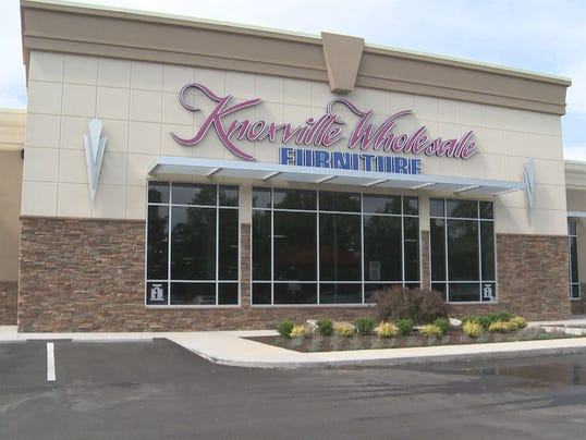 Knoxville Wholesale Furniture opens new larger location