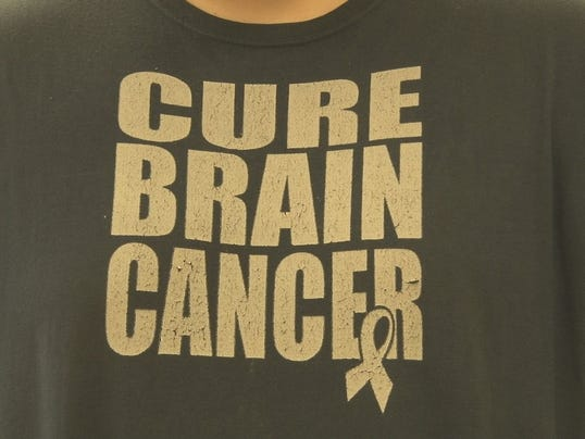 Running for a cure for brain cancer