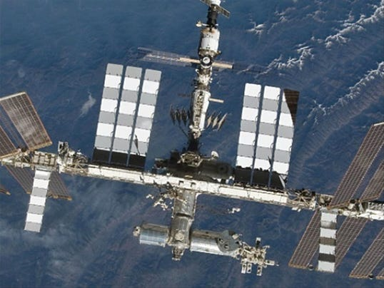 the International Space Station  Mental Floss