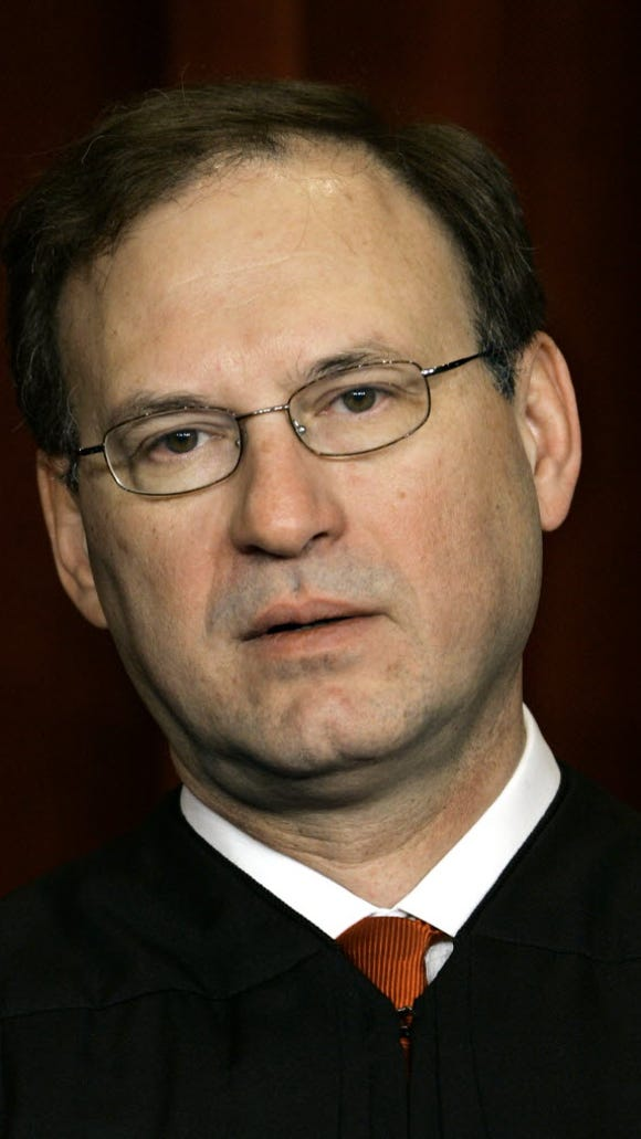 U.S. Supreme Court Justice Samuel Alito appears likely