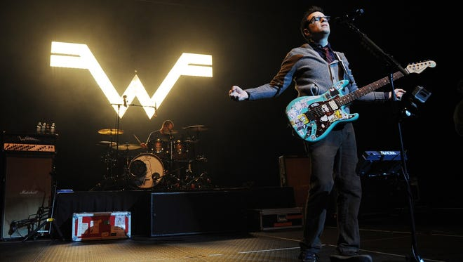 The music of Weezer will be celebrated on Dec. 31 at Radio Radio.