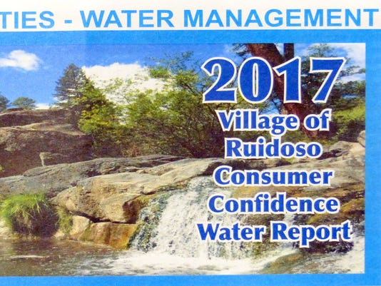 Ruidoso water management