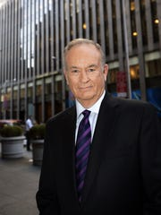 Fox News commentator Bill O'Reilly has seen ratings