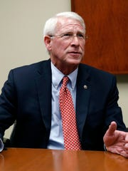 Mississippi Republican Sen. Roger Wicker