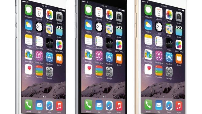 The Apple iPhone 6 Plus. [Via MerlinFTP Drop]